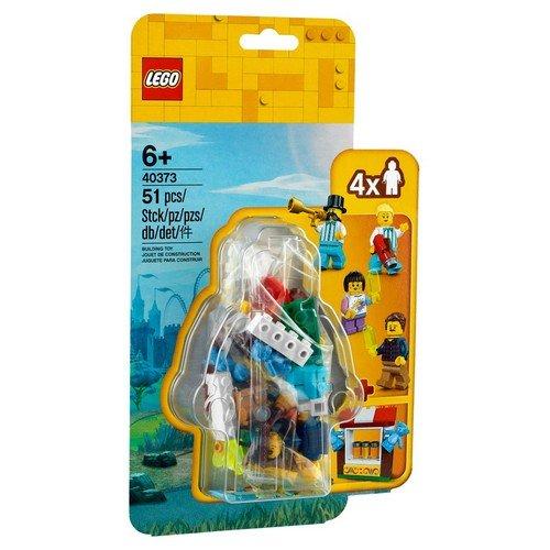 Lego Minifigure 40373: Set accessori MF Luna Park  (Lingua: Multilingua - Stato: Nuovo)