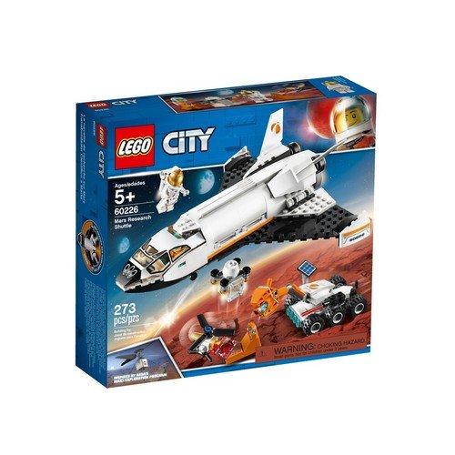 Lego City 60226: Shuttle di Ricerca su Marte  (Lingua: Multilingua - Stato: Nuovo)
