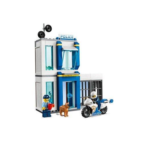 Lego City 60270: Scatola di Mattoncini della Polizia  (Lingua: Multilingua - Stato: Nuovo)