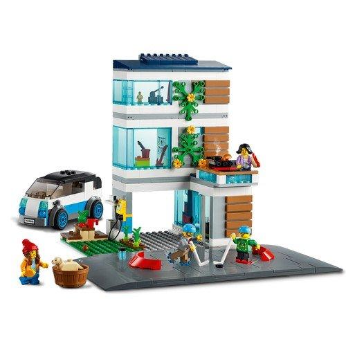 Lego City 60291: Villetta Familiare  (Lingua: Multilingua - Stato: Nuovo)