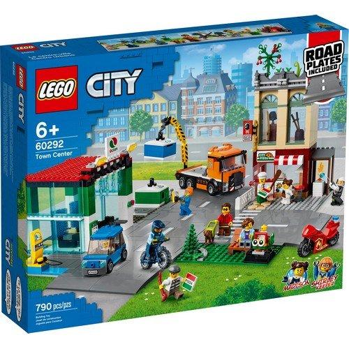 Lego City 60292: Centro Città  (Lingua: Multilingua - Stato: Nuovo)