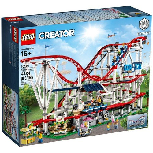 Lego Creator 10261: Montagne Russe  (Lingua: Multilingua - Stato: Nuovo)