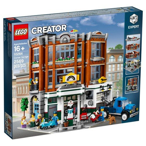 Lego Creator 10264: Officina  (Lingua: Multilingua - Stato: Nuovo)