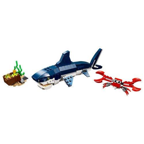 Lego Creator 3in1 31088: Creature degli Abissi  (Lingua: Multilingua - Stato: Nuovo)