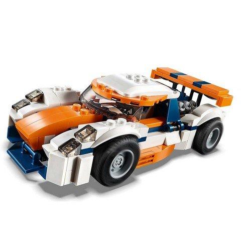 Lego Creator 3in1 31089: Auto da Corsa  (Lingua: Multilingua - Stato: Nuovo)