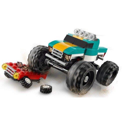 Lego Creator 3in1 31101: Monster Truck  (Lingua: Multilingua - Stato: Nuovo)