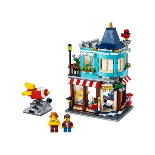 Lego Creator 3in1 31105: Negozio di Giocattoli  (Lingua: Multilingua - Stato: Nuovo)