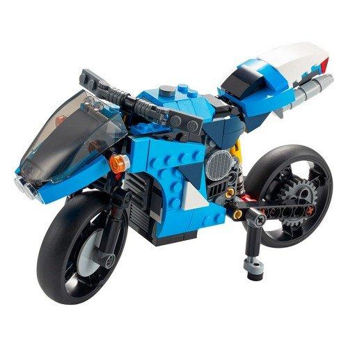 Lego Creator 3in1 31114: Superbike  (Lingua: Multilingua - Stato: Nuovo)