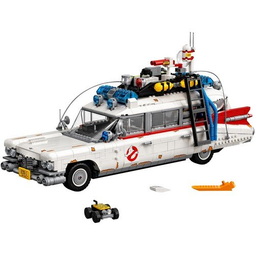 Lego Creator Expert 10274: ECTO-1 Ghostbusters™  (Lingua: Multilingua - Stato: Nuovo)