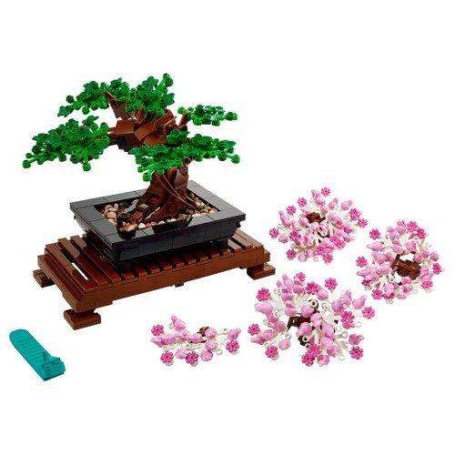 Lego Creator Expert 10281: Albero Bonsai