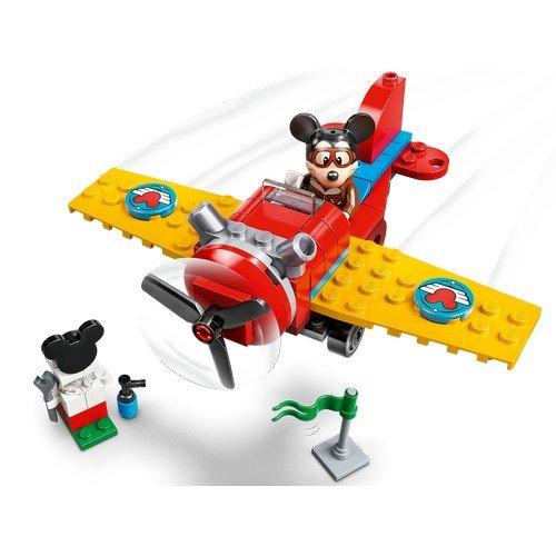 Lego Disney 10772: L'aereo a elica di Topolino  (Lingua: Multilingua - Stato: Nuovo)