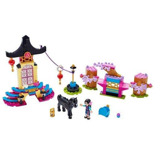 Lego Disney 43182: Princess, Il Campo di Addestramento di Mulan  (Lingua: Multilingua - Stato: Nuovo)