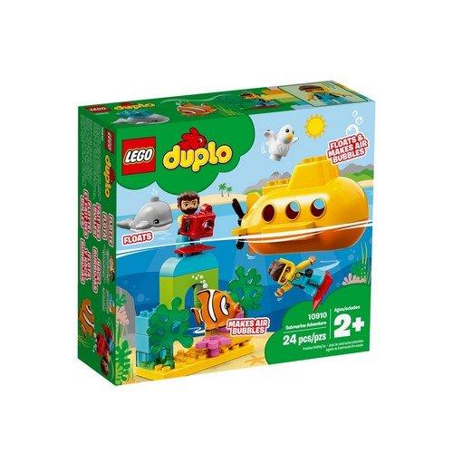 Lego Duplo 10910: Avventura Sottomarina  (Lingua: Multilingua - Stato: Nuovo)