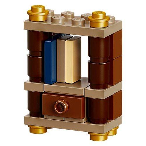 Lego Harry Potter 40419: Set Acc. Studenti di Hogwarts™  (Lingua: Multilingua - Stato: Nuovo)