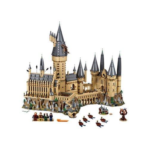 Lego Harry Potter 71043: Castello di Hogwarts™  (Lingua: Multilingua - Stato: Nuovo)