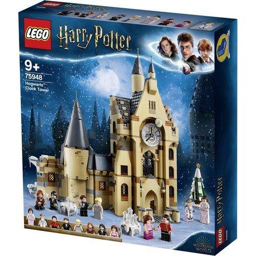 Lego Harry Potter 75948: La Torre dell'Orologio di Hogwarts™  (Lingua: Multilingua - Stato: Nuovo)