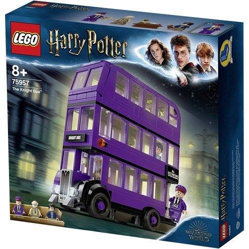 Lego Harry Potter 75957: Nottetempo™  (Lingua: Multilingua - Stato: Nuovo)