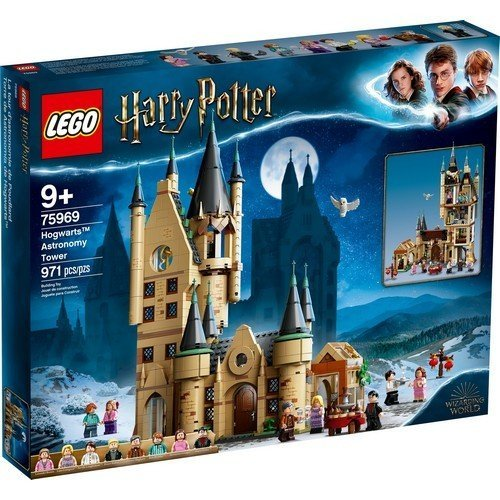Lego Harry Potter 75969: Torre di Astronomia di Hogwarts™  (Lingua: Multilingua - Stato: Nuovo)
