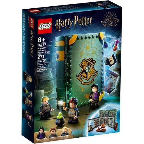 Lego Harry Potter 76383: Lezione di Pozioni a Hogwarts™  (Lingua: Multilingua - Stato: Nuovo)