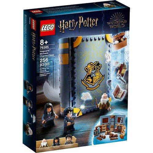Lego Harry Potter 76385: Lezione di Incantesimi a Hogwarts™  (Lingua: Multilingua - Stato: Nuovo)