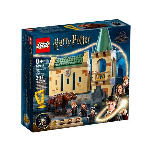 Lego Harry Potter 76387: Hogwarts™ Incontro con Fuffi  (Lingua: Multilingua - Stato: Nuovo)