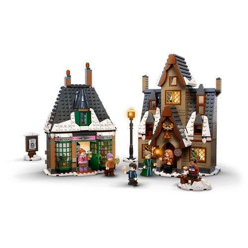 Lego Harry Potter 76388: Visita al villaggio di Hogsmeade™  (Lingua: Multilingua - Stato: Nuovo)