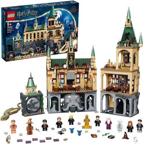 Lego Harry Potter 76389: La Camera dei Segreti di Hogwarts™  (Lingua: Multilingua - Stato: Nuovo)