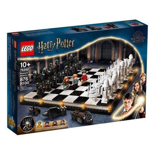 Lego Harry Potter 76392: La scacchiera di Hogwarts™  (Lingua: Multilingua - Stato: Nuovo)