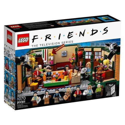 Lego Ideas 21319: Friends, Central Perk  (Lingua: Multilingua - Stato: Nuovo)