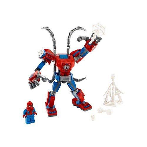 Lego Marvel 76146: Mech Spider-Man  (Lingua: Multilingua - Stato: Nuovo)