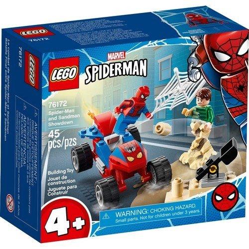 Lego Marvel 76172: La Resa dei Conti tra Spider-Man e Sandman  (Lingua: Multilingua - Stato: Nuovo)