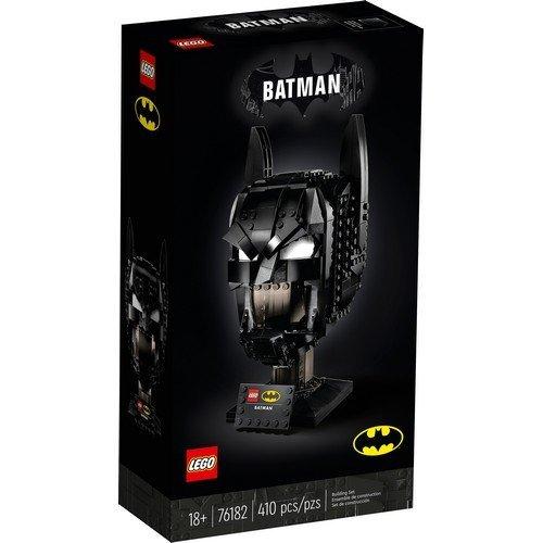 Lego Batman 76182: Cappuccio di Batman  (Lingua: Multilingua - Stato: Nuovo)