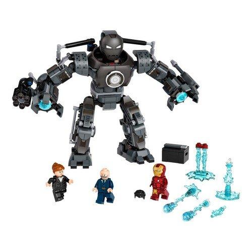 Lego Marvel 76190: Monger scatena il caos LEGO® Marvel  (Lingua: Multilingua - Stato: Nuovo)