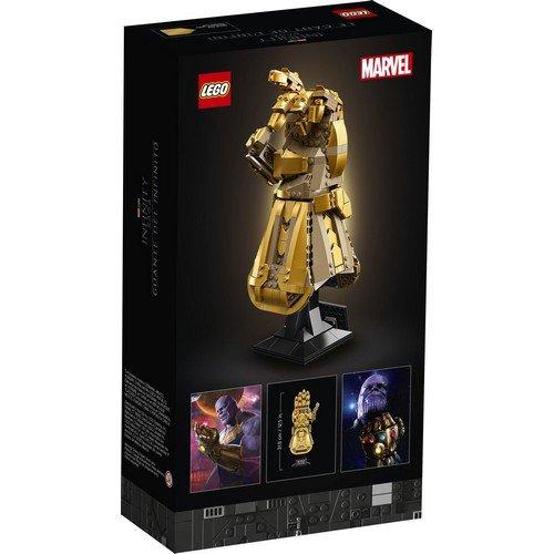 Lego Marvel 76191: Guanto dell'Infinito  (Lingua: Multilingua - Stato: Nuovo)