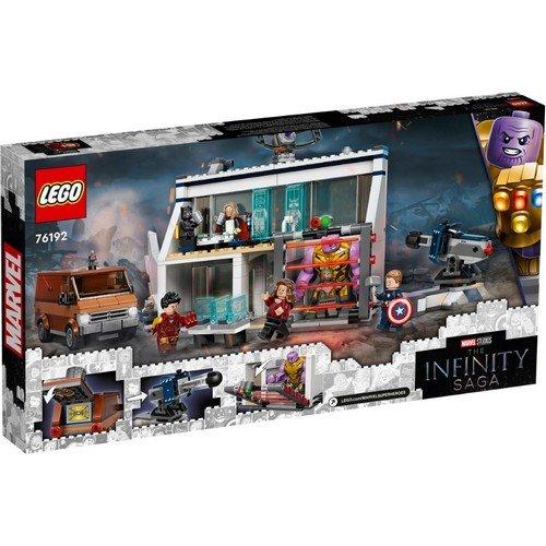 Lego Marvel 76192: Avengers Endgame, La Battaglia Finale  (Lingua: Multilingua - Stato: Nuovo)