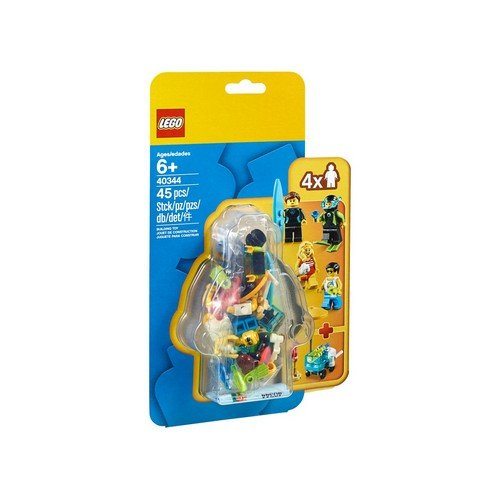 Lego Minifigure 40344: Set MF Festeggiamo l'Estate  (Lingua: Multilingua - Stato: Nuovo)