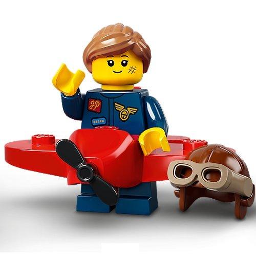 Lego Minifigures Serie 21 71029 Completa  (Stato: Nuovo)