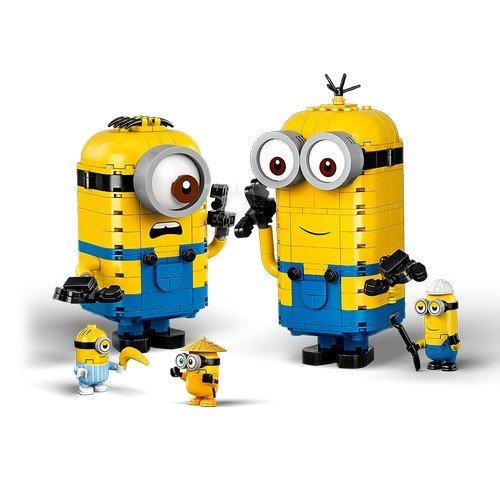 Lego Minions 75551: Personaggi Minions e la loro Tana  (Lingua: Multilingua - Stato: Nuovo)