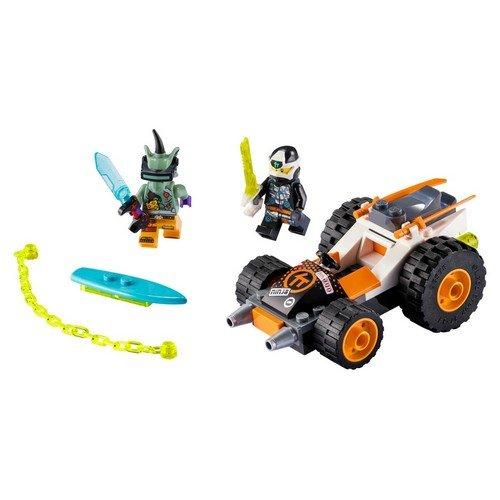 Lego Ninjago 71706: Il Bolide di Cole  (Lingua: Multilingua - Stato: Nuovo)