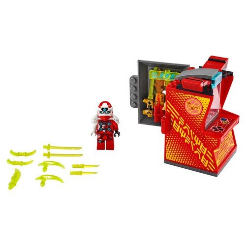 Lego Ninjago 71714: Avatar di Kai - Pod Sala Giochi  (Lingua: Multilingua - Stato: Nuovo)