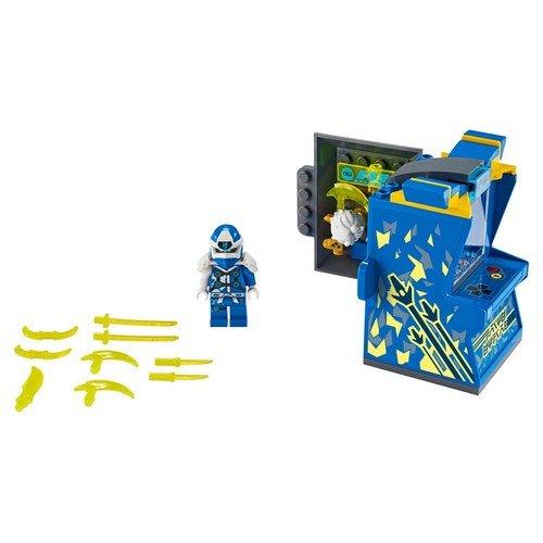 Lego Ninjago 71715: Avatar di Jay - Pod Sala Giochi  (Lingua: Multilingua - Stato: Nuovo)
