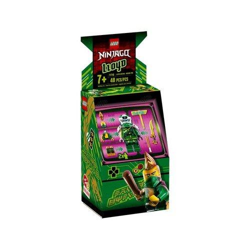 Lego Ninjago 71716: Avatar di Lloyd - Pod Sala Giochi  (Lingua: Multilingua - Stato: Nuovo)