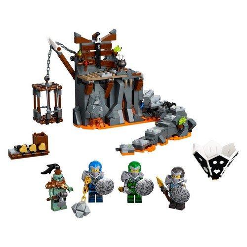 Lego Ninjago 71717: Viaggio nelle Segrete dei Teschi  (Lingua: Multilingua - Stato: Nuovo)