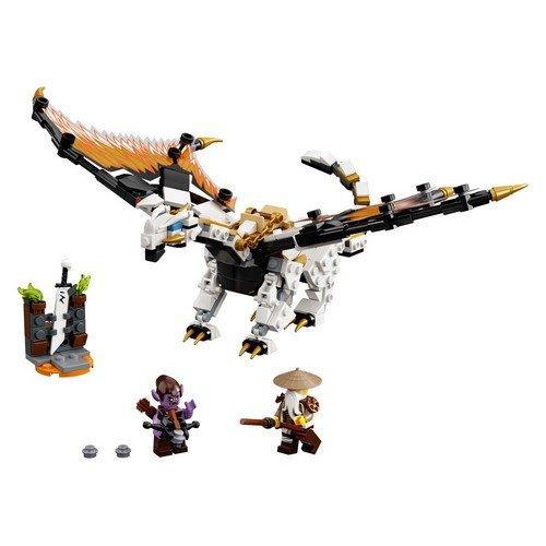 Lego Ninjago 71718: Dragone da Battaglia di Wu  (Lingua: Multilingua - Stato: Nuovo)