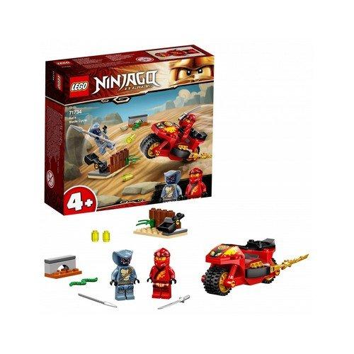 Lego Ninjago 71734: La moto di Kai  (Lingua: Multilingua - Stato: Nuovo)