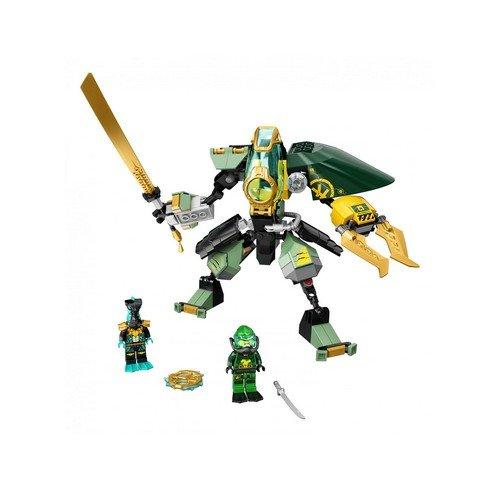 Lego Ninjago 71750: Idro-Mech di Lloyd  (Lingua: Multilingua - Stato: Nuovo)