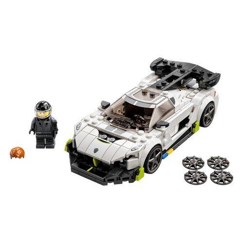 Lego Speed Champions 76900: Koenigsegg Jesko  (Lingua: Multilingua - Stato: Nuovo)