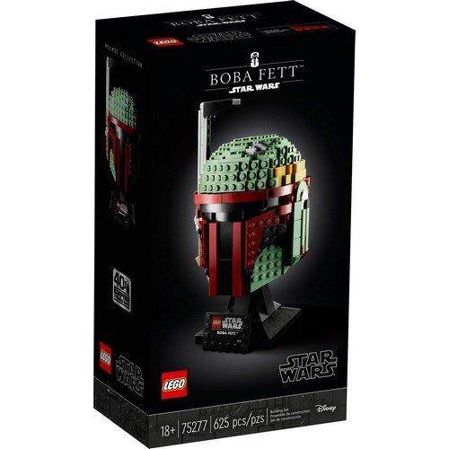 Lego Star Wars 75227: Casco di Boba Fett™  (Lingua: Multilingua - Stato: Nuovo)