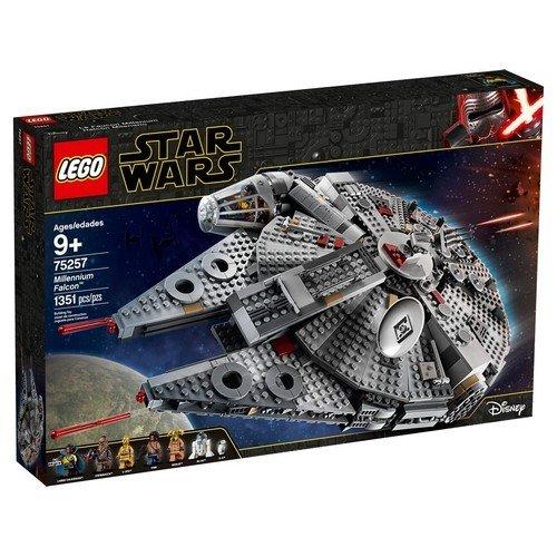 Lego Star Wars 75257: Millennium Falcon  (Lingua: Multilingua - Stato: Nuovo)