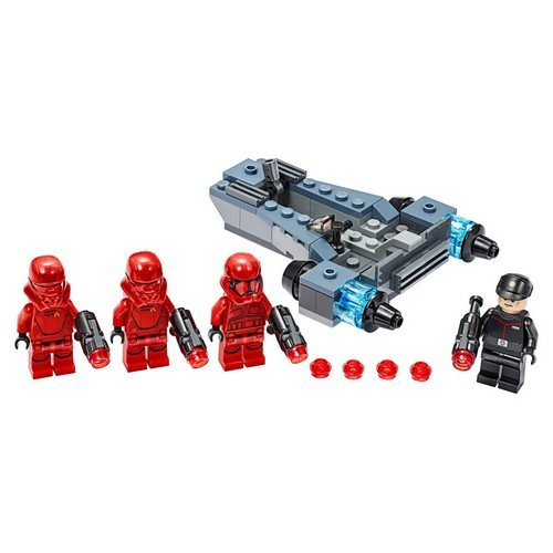 Lego Star Wars 75266: Sith Troopers™ Battle Pack  (Lingua: Multilingua - Stato: Nuovo)